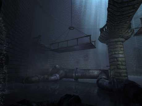 Amnesia: The Dark Descent: Screen zum Spiel Amnesia: The Dark Descent.