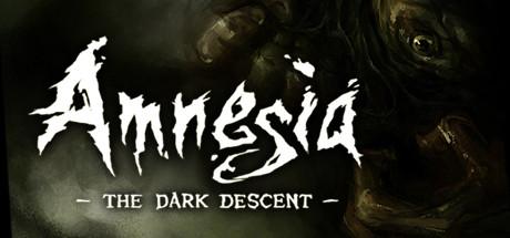 Logo for Amnesia: The Dark Descent