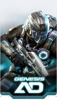 Logo for Genesis AD