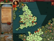 Crusader Kings: Screen aus dem Strategie Titel Crusader Kings.