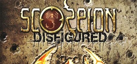 Logo for Scorpion: Disfigured