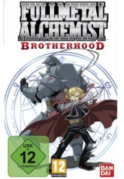 Logo for Fullmetal Alchemist: Brotherhood