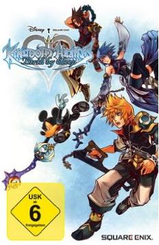 Logo for Kingdom Hearts: Birth by Sleep