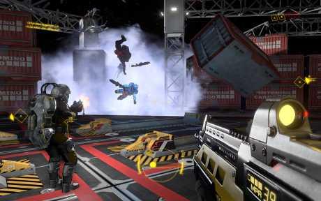 Shattered Horizon: Premium Edition: Screen zum Spiel Shattered Horizon: Premium Edition.