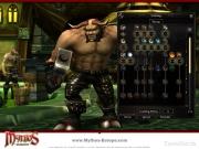 Mythos: Neue Screenshots zum Crafting-System.