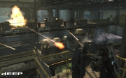 Deep Black: Screenshot aus dem 3rd-Person-Shooter Deep Black