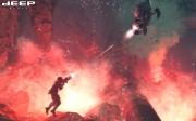 Deep Black: Waffen Screenshot zum kommenden 3rd-Person-Shooter