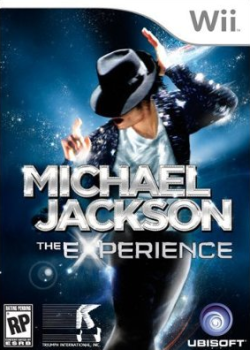 Logo for Michael Jackson: The Experience