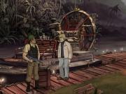 A New Beginning: Screen aus dem Adventure A New Beginning.