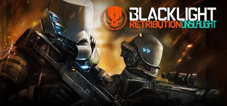 Logo for Blacklight: Retribution