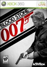 Logo for James Bond 007: Blood Stone