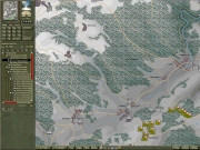 Command Ops: Battles from the Bulge: Screen aus dem Echtzeitstrategie Titel Command Ops: Battles from the Bulge.