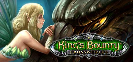 Logo for King's Bounty: Crossworlds