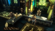 Kingdoms of Amalur: Reckoning: A Blacksmith in Rathir Screenshot.