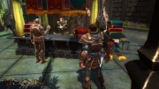 Kingdoms of Amalur: Reckoning: A Marketplace in Rathir Screenshot.