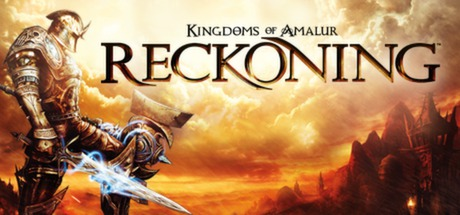 Logo for Kingdoms of Amalur: Reckoning