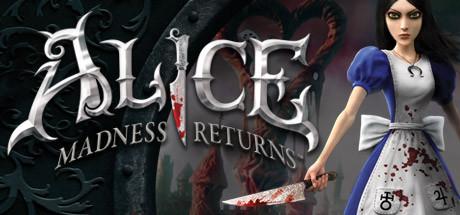 Logo for Alice: Madness Returns