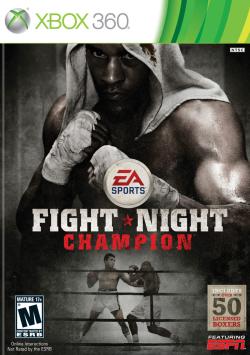 Logo for Fight Night Champion