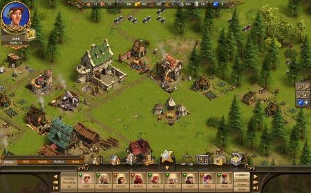 Die Siedler Online: Screen zum Spiel Die Siedler Online.