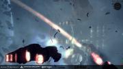 Black Prophecy: Bilder aus einem Kampf in der Nähe des Triamon Systems.