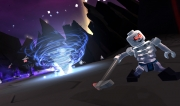 LEGO Universe: Screenshot aus der Crux Primus-Zone