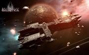 Battlestar Galactica Online: Screenshot aus dem MMO