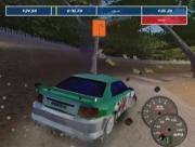 Rally Racer: Screenshot aus dem Rennspiel