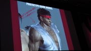 Street Fighter X Tekken: Screen aus der Street Figher X Tekken Präsentation auf der GamesCom 2010.