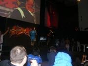 Street Fighter X Tekken: Screen aus der Street Figher X Tekken Präsentation auf der GamesCom 2010.