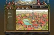 Kalos War: Screenshot aus dem Fantasy-Rollenspiel
