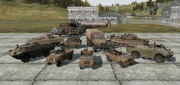 ARMA 2: Standard Vehicles Pack v1.1 by Marseille77