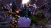 Majin and the Forsaken Kingdom: Screenshot aus dem Action-Adventure