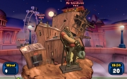 Worms Reloaded: Screenshot aus dem Team Fortress 2 DLC-Paket