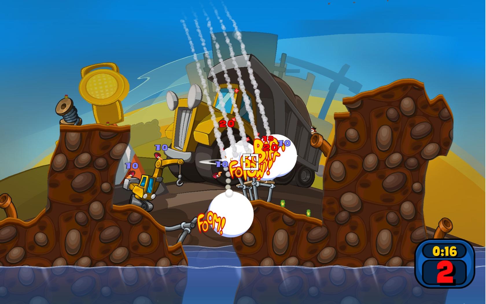 Worms Reloaded: Erste Bilder zum Spiel