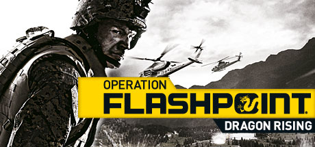 Logo for Operation Flashpoint: Red River