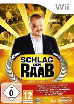 Logo for Schlag den Raab