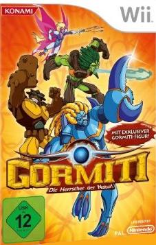 Gormiti: Die Herrscher der Natur