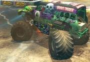 Monster Jam: Pfad der Zerstörung: Screenshot aus dem neuesten Monster Jam-Videospiel