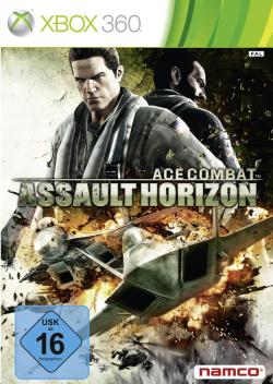 Logo for Ace Combat: Assault Horizon