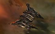Armada 2526: Schiff-Artwork.