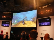 Aion: The Tower of Eternity: ePrison Gamescom 2010 Tag 1 Aion Aufnahme