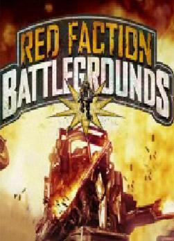 Logo for Red Faction: Battlegrounds
