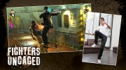 Fighters Uncaged: Neues Bildmaterial zu Fighters Uncaged