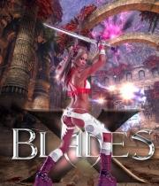 X-Blades: Model Jodie Dart als Ayumi aus X-Blades
