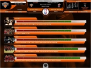 International Basketball Manager Season 2010/11: Screenshot aus dem Sportspiel