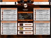 International Basketball Manager Season 2010/11: Screenshot aus dem Sportspiel