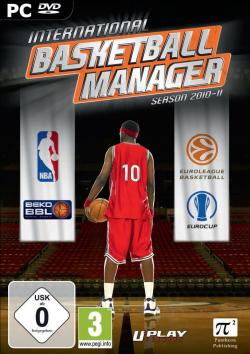 Logo for International Basketball Manager Season 2010/11