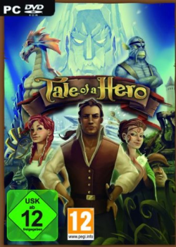 Logo for Tale of a Hero