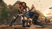 Mortal Kombat: Screenshot aus dem brutalen Prügelspiel