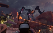 Firefall: Screens sowie Artworks aus dem MMO Shooter Firefall.